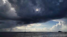 Paz despues de la tormenta. Guerra y paz royalty free stock photo