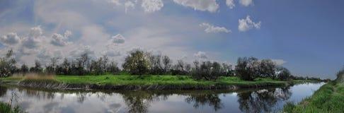 Paz e quiet Imagem de Stock Royalty Free