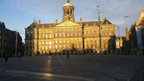 Paz em Amsterdão Imagem de Stock Royalty Free