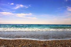 Paz en el mar Fotografía de archivo libre de regalías