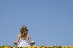 Paz interna Imagem de Stock