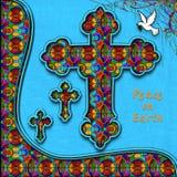 Paz na terra Imagens de Stock
