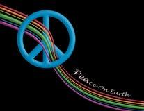 Paz na terra Fotografia de Stock