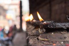 Paz Nepal Fotografía de archivo