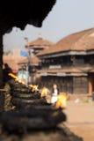 Paz Nepal Fotos de archivo