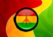Paz no console Imagens de Stock
