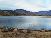 Paz pela beira do lago Fotos de Stock