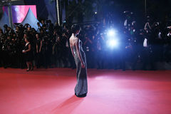 Paz Vega attends the `In The Fade Aus Dem Nichts`. Screening during the 70th annual Cannes Film Festival at Palais des Festivals on May 26, 2017 in Cannes stock photos