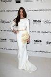 Paz Vega, Elton John Stock Images