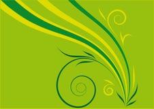 Paz verde Ilustração do Vetor