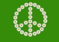 Paz y amor Imagen de archivo