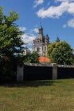 Pazaislis kloster Arkivfoto