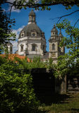 Pazaislis kloster Royaltyfri Bild