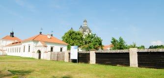 Free Pazaislis Monastery And Church In Kaunas, Lithuania Stock Photography - 43749432