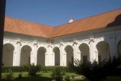 Pazaislis Monastery, Kaunas, Lithuania Stock Image
