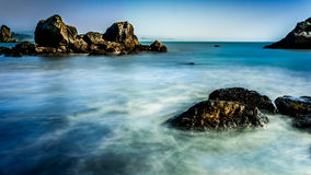 Pazifikküste Lizenzfreie Stockfotos