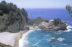 Pazifische Bucht Stockbild