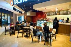 Pazifischer Kaffee Lizenzfreie Stockfotografie