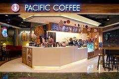 Pazifischer Kaffee Lizenzfreies Stockbild