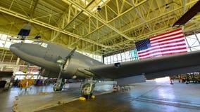 Pazifisches Luftfahrt-Museum Perle Habor in Hawaii lizenzfreie stockbilder