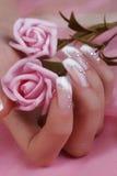 paznokcie Obraz Stock