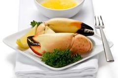 pazury crab kamień Zdjęcia Stock