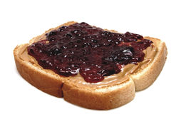 PBJ Sandwich Stock Images