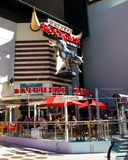 PBR RockBar & Grill, Las Vegas, NV. Royalty Free Stock Photos