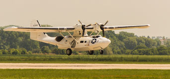 PBY Catalina photo stock