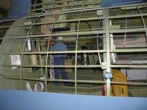 PBY Catalina Flying Boat Cutaway Stock Photo
