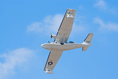PBY Catalina seaplane Stock Image
