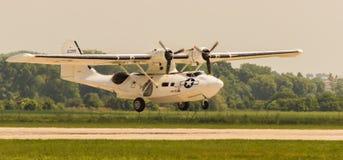 PBY Catalina stock photo