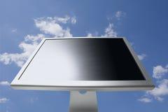 PC Überwachungsgerät Lizenzfreie Stockfotos