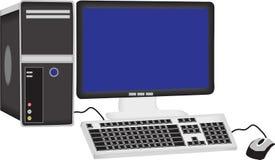 PC Imagens de Stock Royalty Free