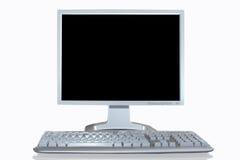 PC-Arbeitsplatz Lizenzfreie Stockbilder