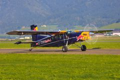 PC-6/B2-H4 Turbo furtian Obraz Stock