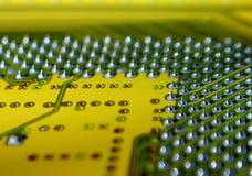 Pc board Stock Image