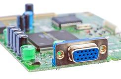 PC board Stock Photo