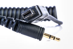 Pc cable Royalty Free Stock Photos