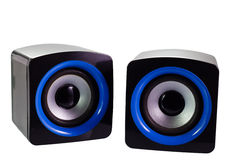 PC computer speakers Royalty Free Stock Photos
