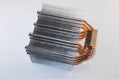 PC cooling unit Stock Photography