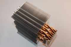 PC cooling unit Royalty Free Stock Photos