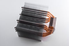 PC cooling unit Royalty Free Stock Images