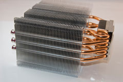 PC cooling unit Royalty Free Stock Image