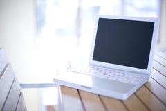 PC de la computadora portátil Imágenes de archivo libres de regalías