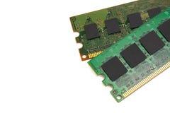 PC de la memoria de sistema fotografía de archivo libre de regalías