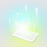 PC de la tableta Fotografía de archivo