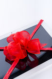 PC de la tableta Foto de archivo