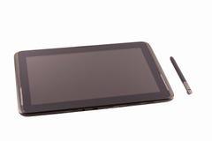 PC de la tableta de diez pulgadas Fotografía de archivo libre de regalías