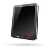 PC de la tablette 3d Image libre de droits
